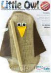 Rag Rugging Little Owl Kit