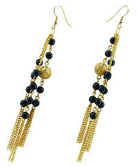 Reka Earrings - Click this picture to see more