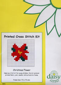 Christmas Flower Daisy Designs Early Fun Christmas Kits