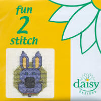 Rabbit Daisy Designs Fun 2 Stitch Kits