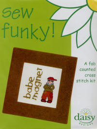 Babe Magnet Daisy Designs Sew Funky Kits