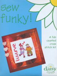 Luuurve Daisy Designs Sew Funky Kits