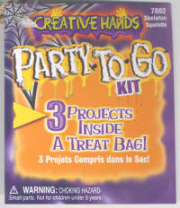 Party to go Halloween Kits
