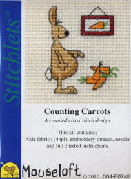 Rabbit Counting Carrots