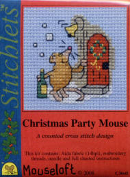 Christmas Party Mouse