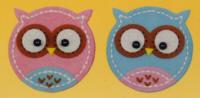 Kleiber Felt Owl Kits