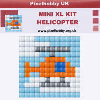 Pixel Hobby - XL Mini - Helicopter
