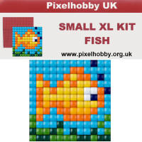 Pixel Hobby - XL Small - Fish