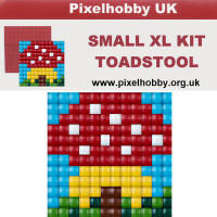 Pixel Hobby - XL Small - Toadstool
