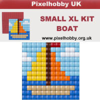 Pixel Hobby - XL Small - Boat