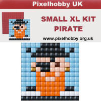 Pixel Hobby - XL Small - Pirate