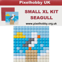 Pixel Hobby - XL Small - Seagull