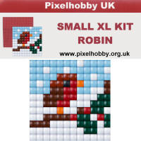 Pixel Hobby - XL Small - Robin