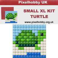 Pixel Hobby - XL Small - Turtle