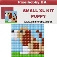 Pixel Hobby - XL Small - Puppy