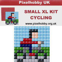 Pixel Hobby - XL Small - Cycling