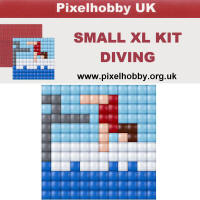 Pixel Hobby - XL Small - Diving