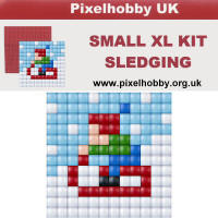 Pixel Hobby - XL Small - Sledging