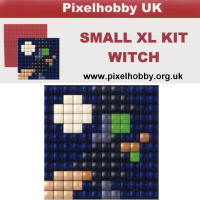 Pixel Hobby - XL Small - Witch