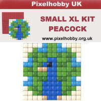 Pixel Hobby - XL Small - Peacock