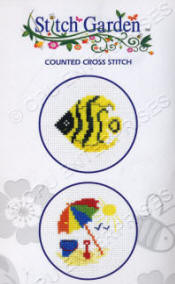 Counted Cross Stitch Kits - Stitch Garden