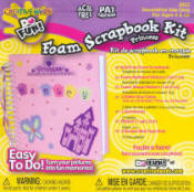 Foam Scrapbook Kit