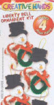 Bell Xmas Ornament Kits