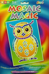 KSG Mosaic Magic Kits