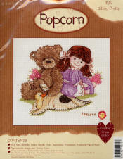 Counted Cross Stitch Kits - Popcorn